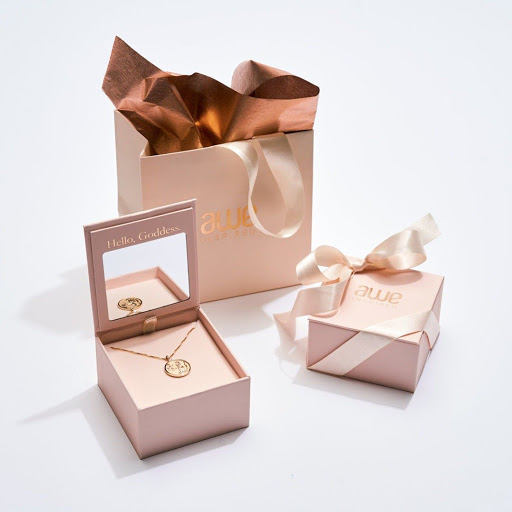 AWA jewelry boxes